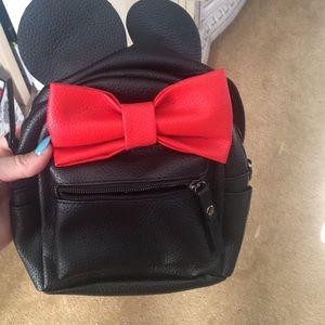Brand new Minnie backpack